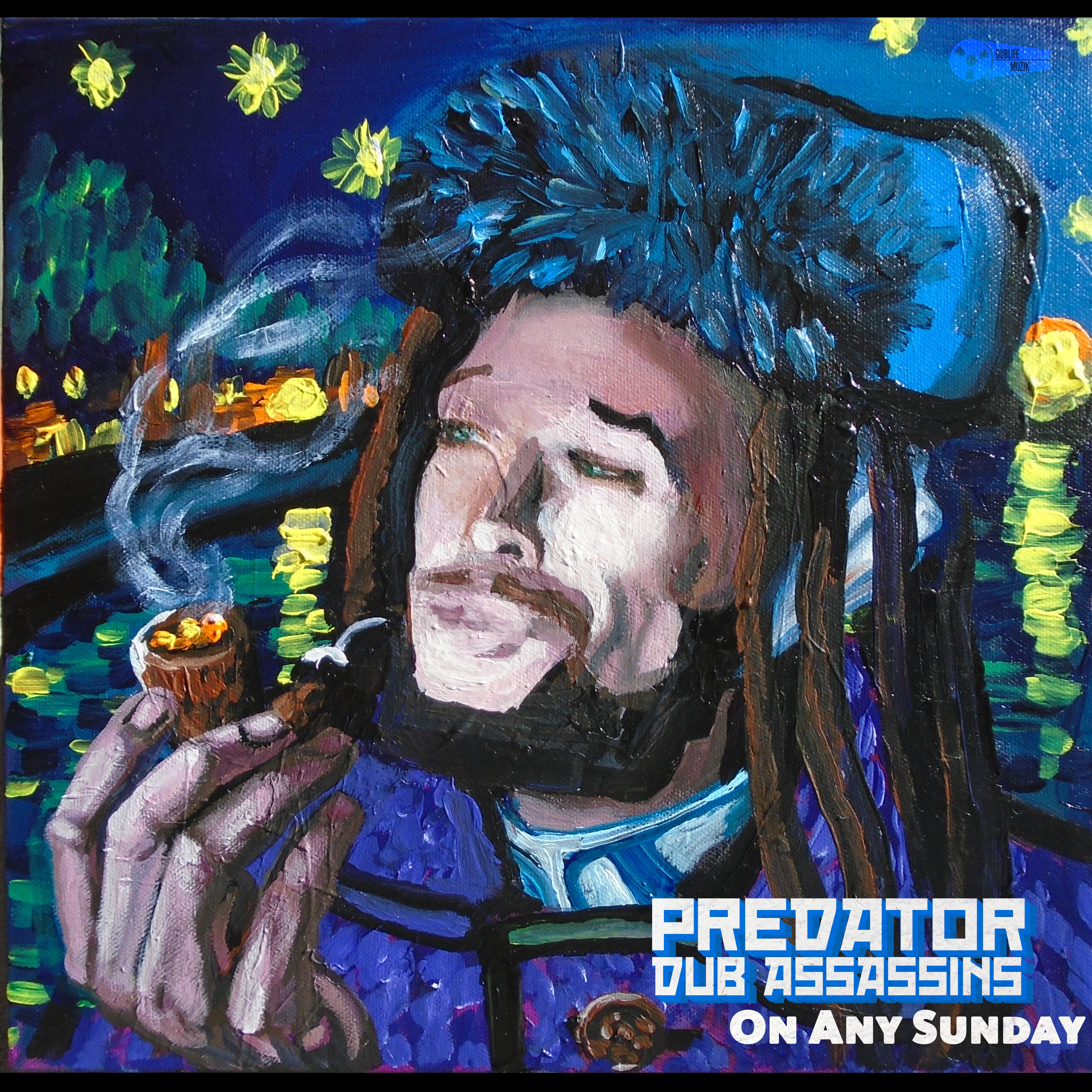 New Predator Dub Assassins album releases 4 20 2019 – Presave it on